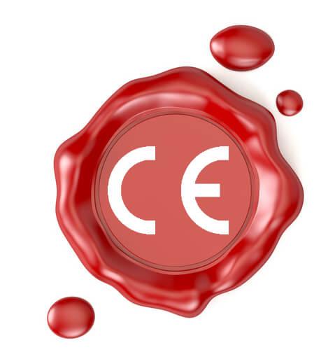 Marchiatura CE Europea