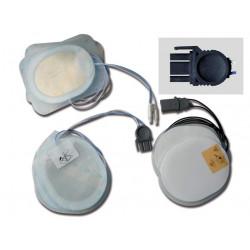 PLACCHE COMPATIBILI - per defibrillatori MEDTRONIC/OSANTU/BEXEN