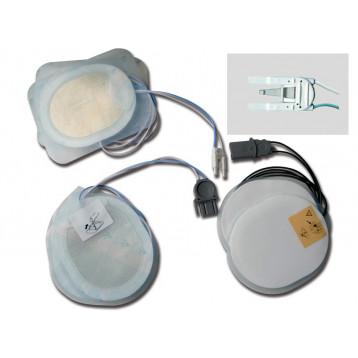 PLACCHE COMPATIBILI - per defibrillatori ZOLL MEDICAL