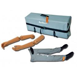 SET COMPLETO - braccia, gambe, pantaloni e borsa (per cod. 34042)