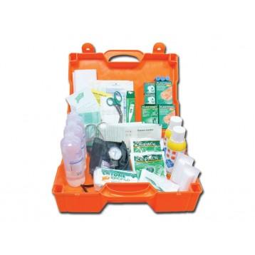 KIT PRONTO SOCCORSO ALL. 1 - valigetta plastica