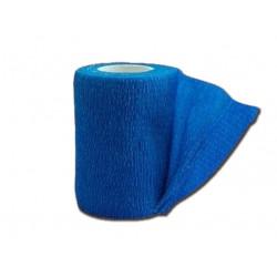 BENDA ELASTICA COESIVA TNT - 4.5 m x 7.5 cm - blu