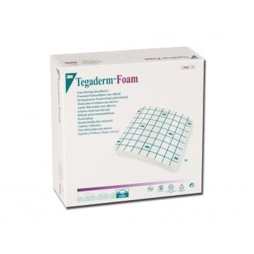 TEGADERM 3M FOAM - 9 x 9 cm - non adesivo