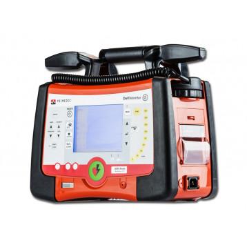 DEFIBRILLATORE MANUALE+AED DEFIMONITOR XD100