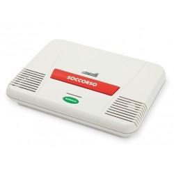 Dispositivo integrato per telesoccorso, antintrusione e protezione domestica - beghelli 3112n