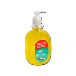 GEL ANTIBATTERICO - 500 ml - giallo limone