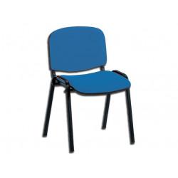 SEDIA ISO - similpelle - blu