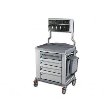 CARRELLO MEDICAZIONE - standard