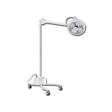 LAMPADA SCIALITICA TRIS A LED - su carrello + batteria