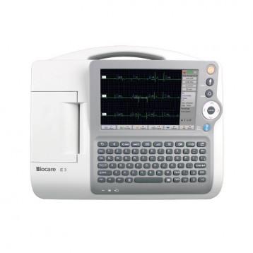 Elettrocardiografo Interpretativo A 3 Canali Con Schermo A Colori