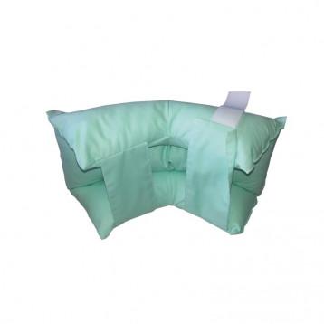 Protezione Per Tallone E Caviglia In Fibra Cava Siliconata
