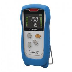 Pulsossimetro Portatile Palmare Con Sonde Intercambiabili E Guscio Protettivo