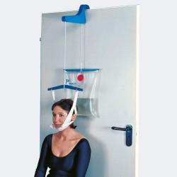 Modello 24 apparecchio completo a porta per trazione cervicale