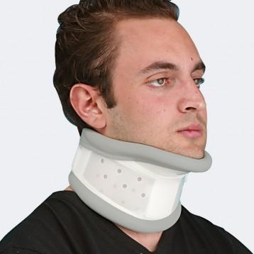 """Collare cervicale di """"Schanz"""" - rigido regolabile con appoggio mentoniero"""