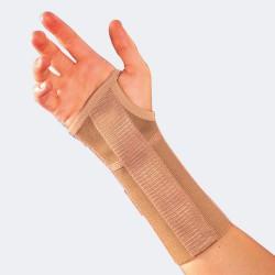Modello 2010 ortesi per polso in elastico con rinforzo palmare