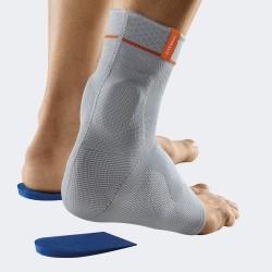 Mod. 7071 Achillodyn cavigliera elastica con pressori in silicone per il tendine di Achille e tallonette