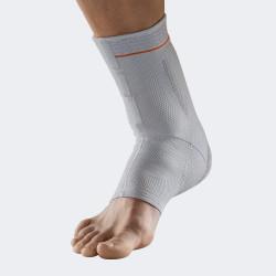 Mod. 7804 Achillo Hit cavigliera elastica con pressore per tendine di Achille e polpaccio in silicone