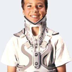 Mod. aspen cto collare cervico toracico pediatrico
