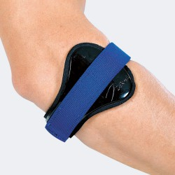 Modello 2500 Epicon bracciale per epicondilite con pressore bilaterale rigido