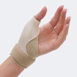 Pollix: tutore per l'immobilizzazione dell'articolazione trapezio-metacarpale in polietilene
