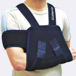 Tutore immobilizzatore spalla Gumifix