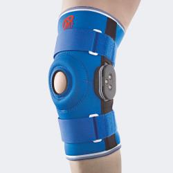SP 2315E ginocchiera tubolare in neoprene con stabilizzatore rotuleo e articolazioni regolabili