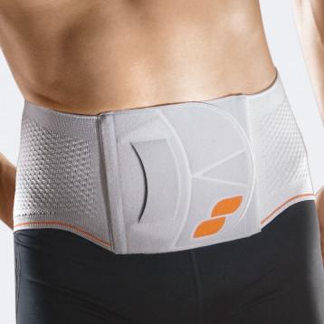 Mod. 7145 vertebradyn senso corsetto elastico lombosacrale con pelotta lombare in silicone
