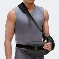 Tutore per immobilizzazione della spalla a 15ᄀ