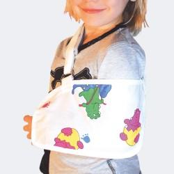 Modello 1169 supporto reggibraccio pediatrico