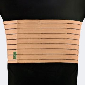 Modello TRI 101 bendaggio elastico costale con chiusura a velcro