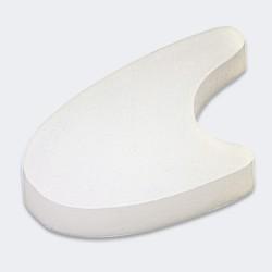 Modello P 417 distanziatore per dita in silicone (fornito al paio)