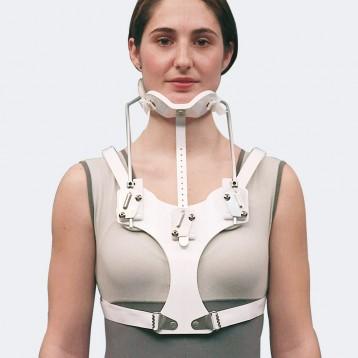 Tutore immobilizzatore cervico-sternale Minerva