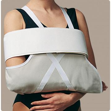 Shouldfix immobilizzatore per braccio e spalla con tasca per gomito