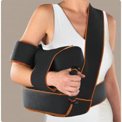 Softab tutore a cuscino per abduzione spalla 45° o 70° - xl