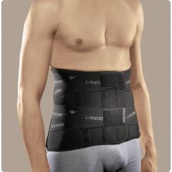 Lite-cross corsetto alto in tessuto sensitive® nero