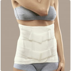 Lite-cross corsetto alto in tessuto sensitive® crema