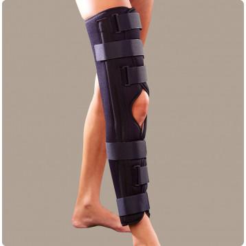 Liteimmok immobilizzatore ginocchio a misura lunghezza cm 53