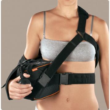 Extra-s 15° supporto per spalla destra con pallina per rotazione 15° esterna