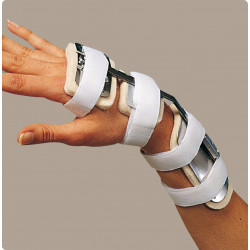 Splint ferula dr. bunnel per polso (flessione)