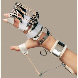 Splint ferula dr. bunnel per polso e mano (estensione polso - metacarpi e dita - abduzione pollice) PR2-13/B