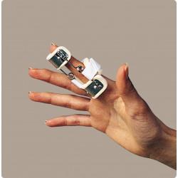 Splint ferula dr. bunnel per dito singolo (estensione) con molla