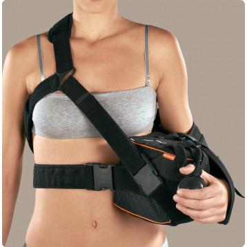 Extra15°-s supporto per spalla sinistra per rotazione 15° esterna