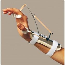 """Splint ferula """"thomas"""" del dr. bunnel - estensione polso e metacarpi abduzione pollice"""