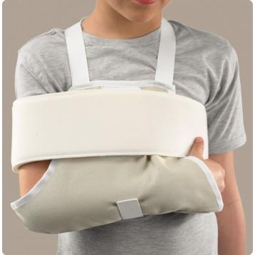 shouldfix Immobilizzatore per bambino braccio e spalla con tasca per gomito