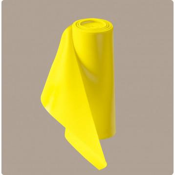 Duraband Banda elastica gialla lunghezza 30m