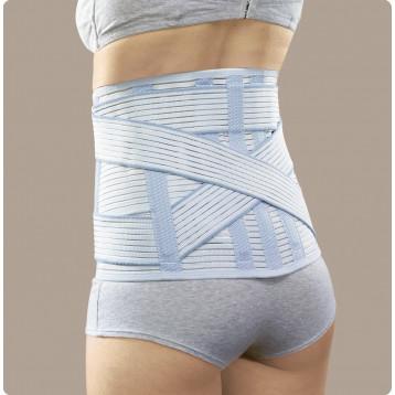 Linearplus70 corsetto elastico millerighe basso con tiranti ad incrocio posteriore PR1-1870H