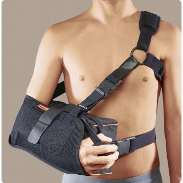 Top III-S 10° supporto per spalla con abduzione fissa a 10° e cinghia sottoascellare