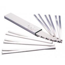 Stecche in alluminio per dita 12pz