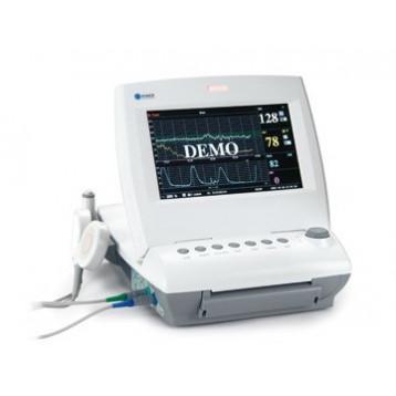 Monitor fetale con monitor a colori e stampante