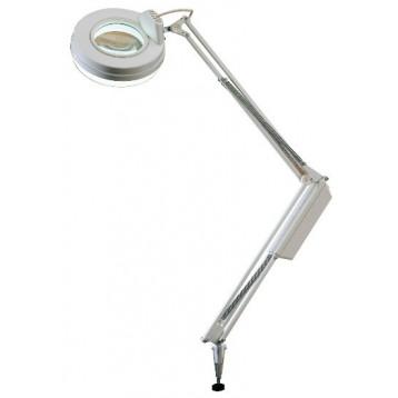 Lampada con lente biconvessa circolare senza stativo 3dt 1350h